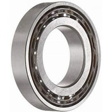 17 mm x 40 mm x 12 mm  FAG 7203-B-2RS-TVP  Angular Contact Ball Bearings